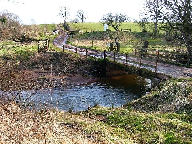 Bridge over the River Ive