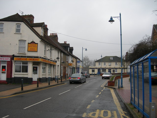 Luton High Street, Chatham