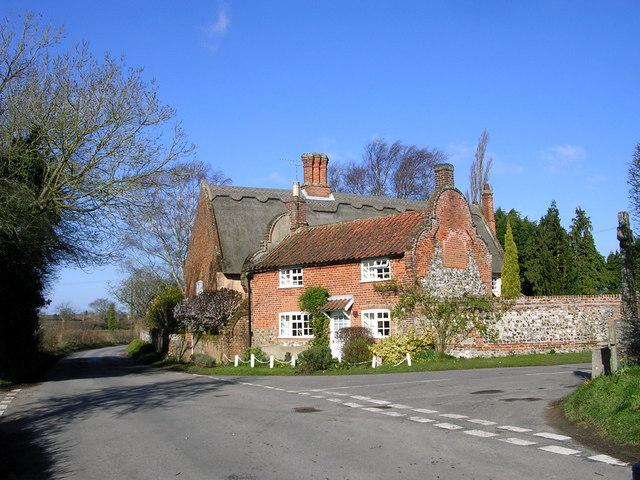 Corner Cottage Burgh next Aylsham