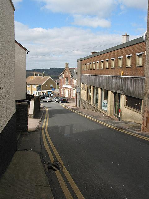 Station Street, Cinderford