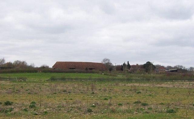 Tithe Barn-Titchfield