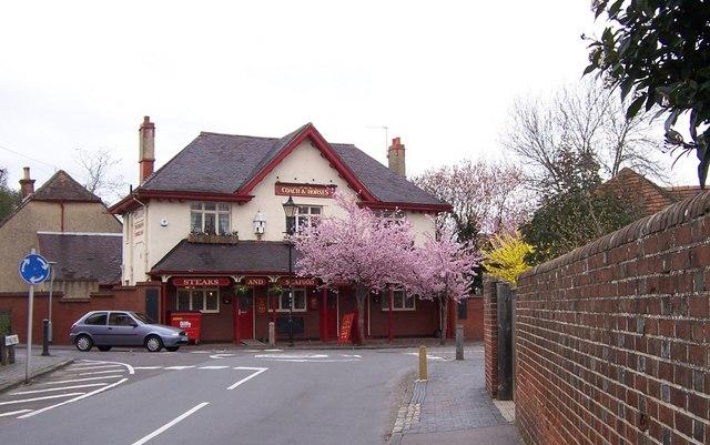 Coach & Horses Pub-Titchfield