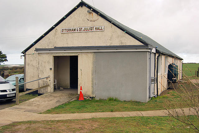 Otterham & St Juliot Hall