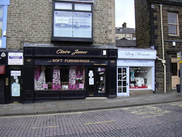 Bank Street Shops