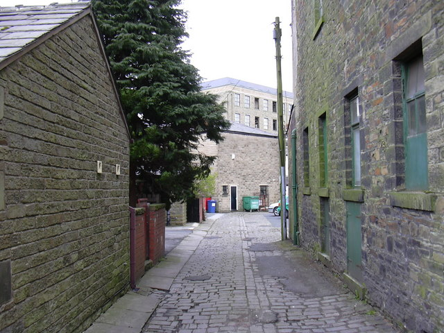 Town Centre Alley