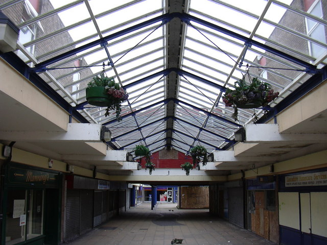 Valley Centre from Kay Street