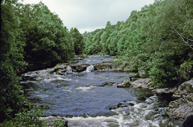 River Shin, Sutherland