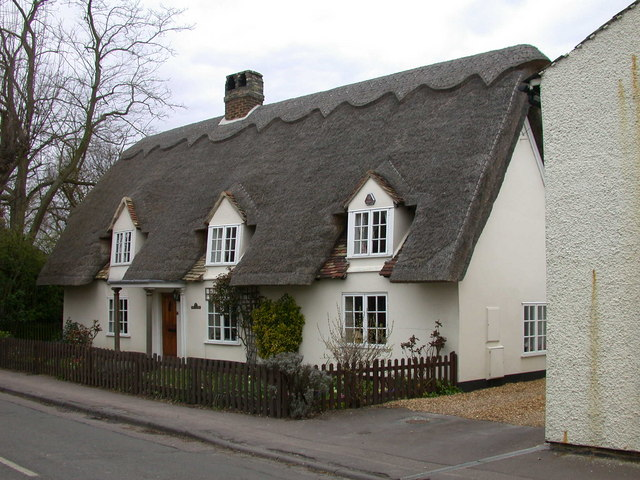 Rope Cottage, Little Shelford