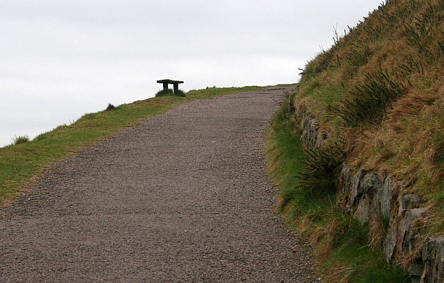 Simple Bench Seat on Summer Hill