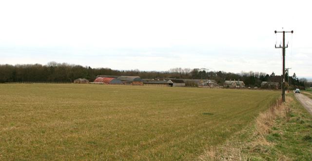 Home Farm Field, Kilnwick Percy