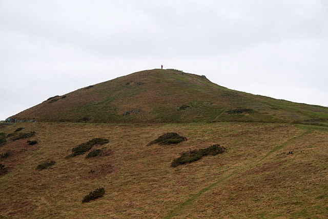 The Southern Slopes of Worcestershire Beacon