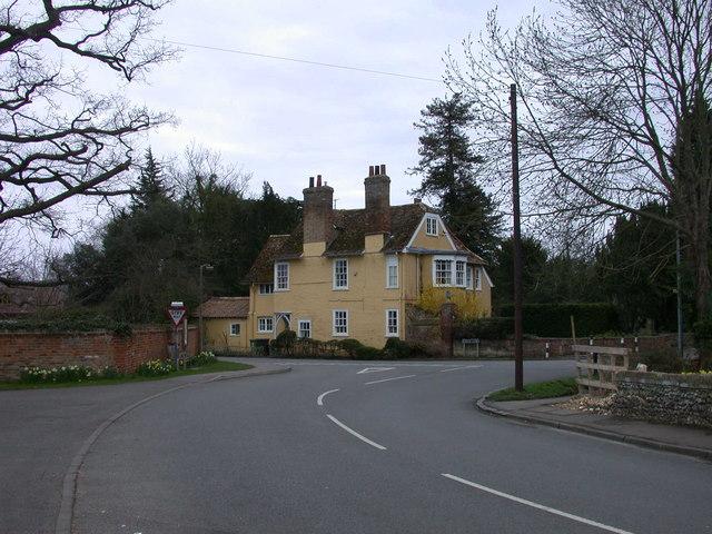 House on Bridge Lane