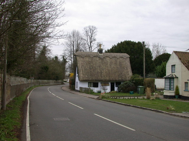 Thatched Cottage, Whittlesford Road