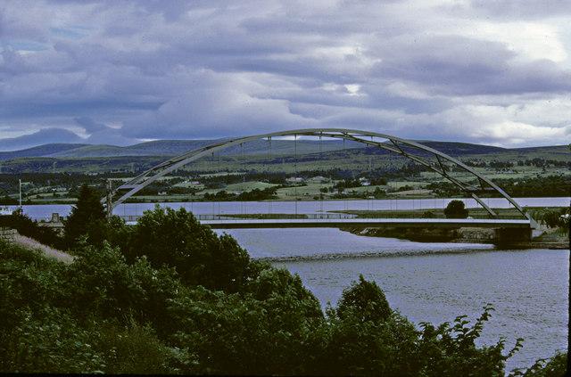 Bonar Bridge, Sutherland