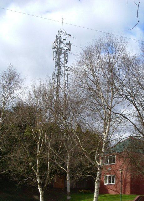 Radio Mast - Littleover