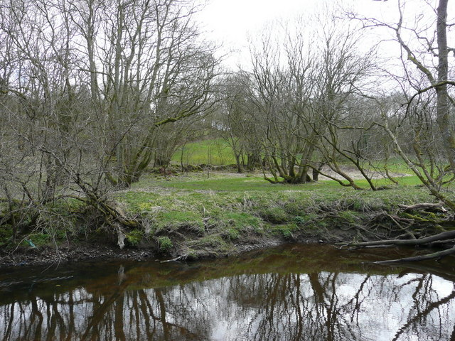 The remains of Trabboch mill