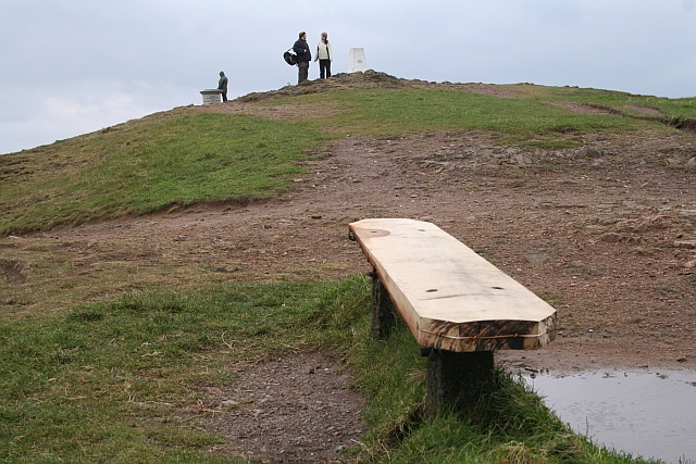 New Bench, Worcestershire Beacon