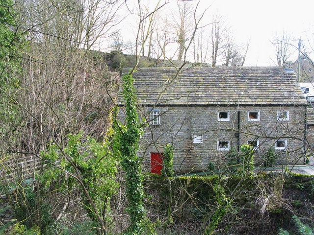 The old mill, Eastgate