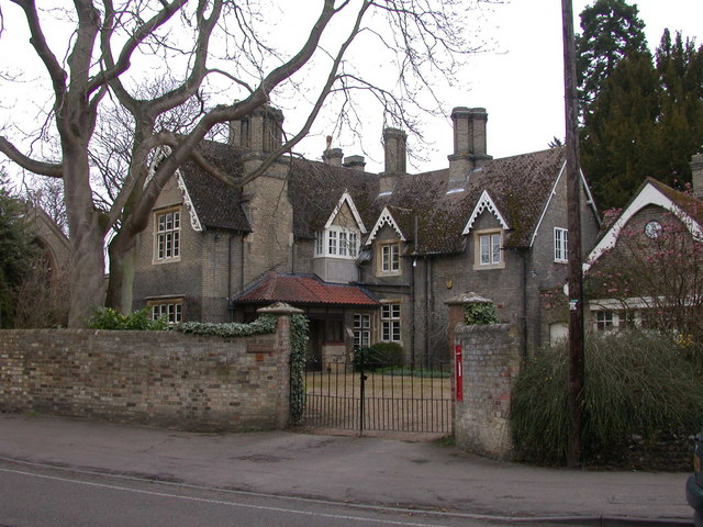 The Old Vicarage, Great Shelford