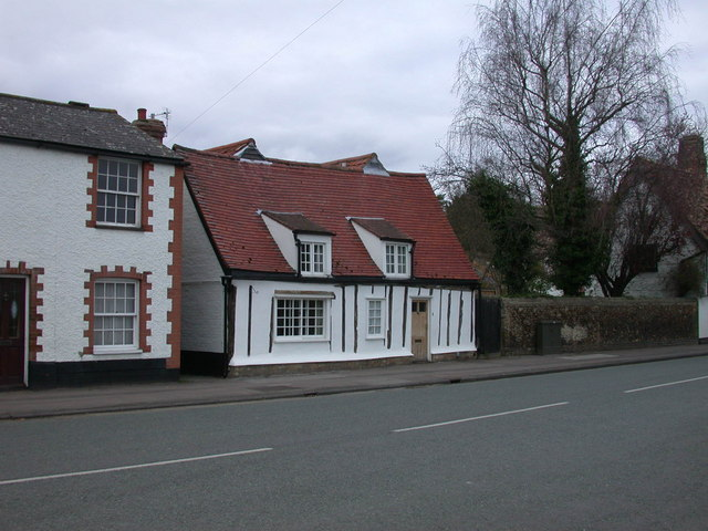 Cottage on High Street, Great Shelford