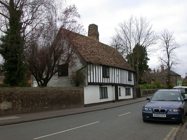 The Oak Cottage, Great Shelford