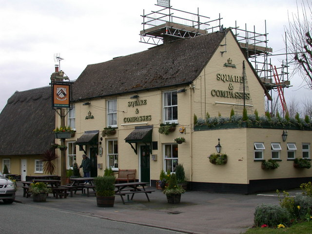 The Square & Compasses, Great Shelford