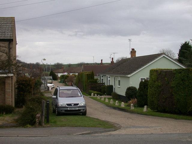 Bungalows, Walden Way