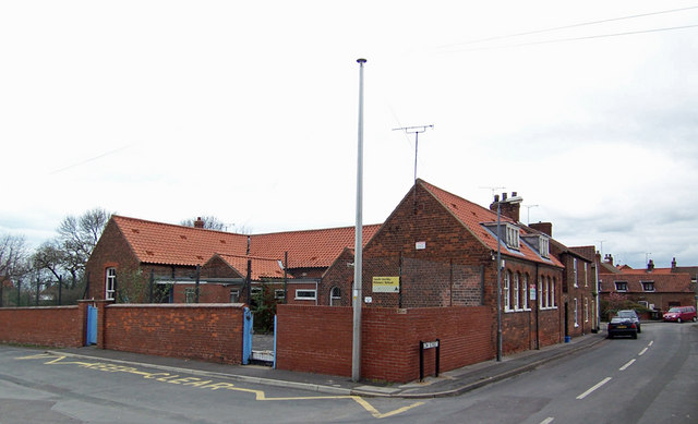 The Old South Ferriby Primary School