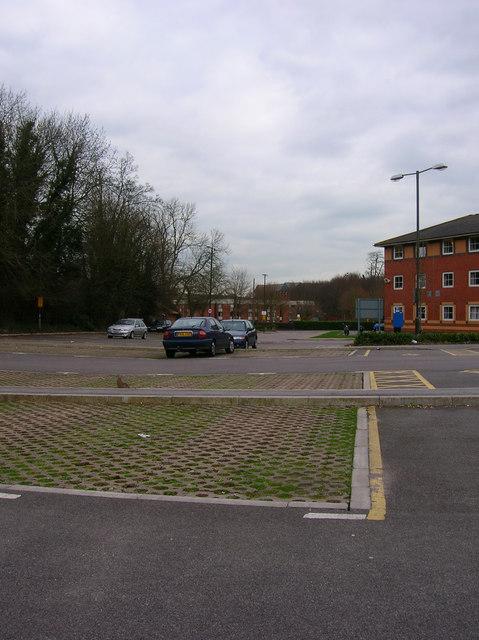 Car Park, Lewes Court, University of Sussex