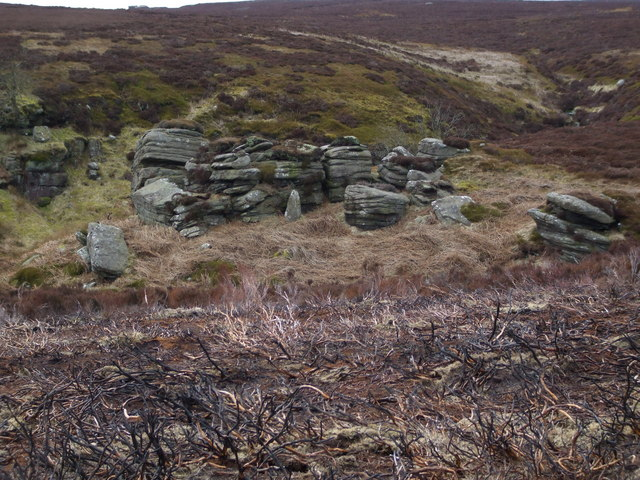 Gritstone Outcrops