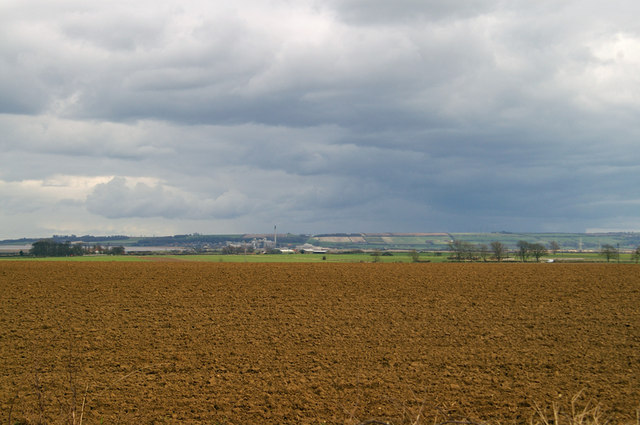 Looking East from the Winteringham Road