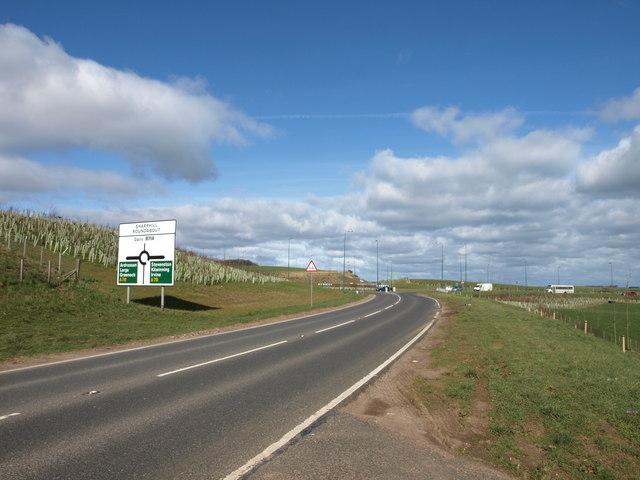 Sharphill Roundabout