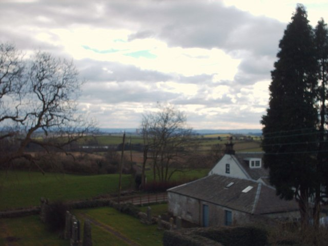 View From Baldernock Church
