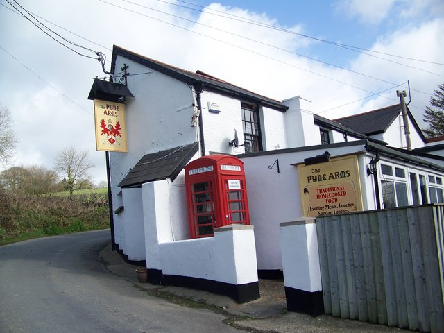 The Pyne Arms, East Down
