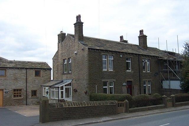 Beaconsfield Farm House