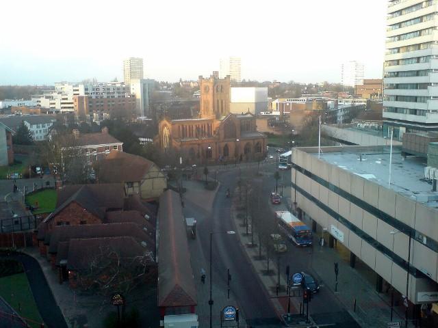 St. John the Baptist Church, Coventry