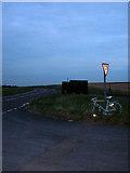 TQ2708 : Ghost Bike, Devils Dyke Road by Simon Carey