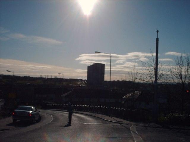 Silhouettes in Drumchapel