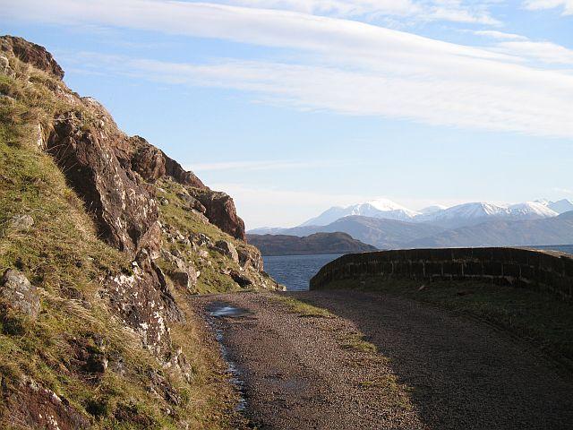 The Kingairloch Road