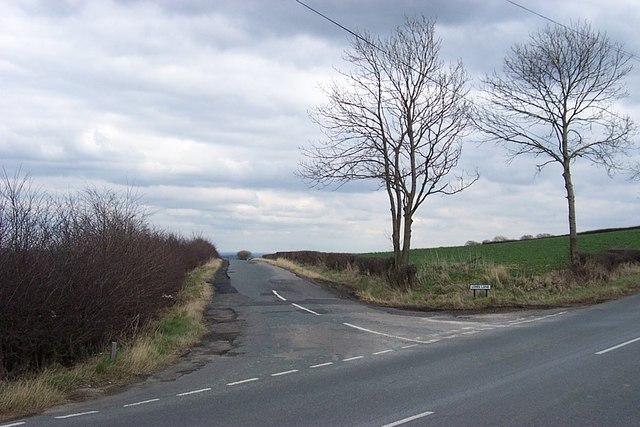 Long Lane, Flockton Moor