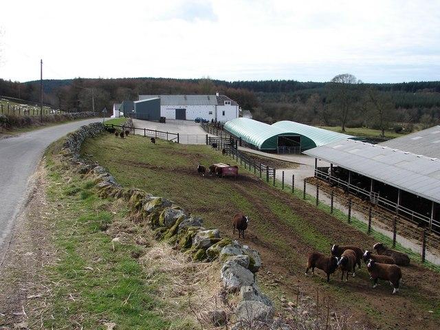 Fairgirth Farm