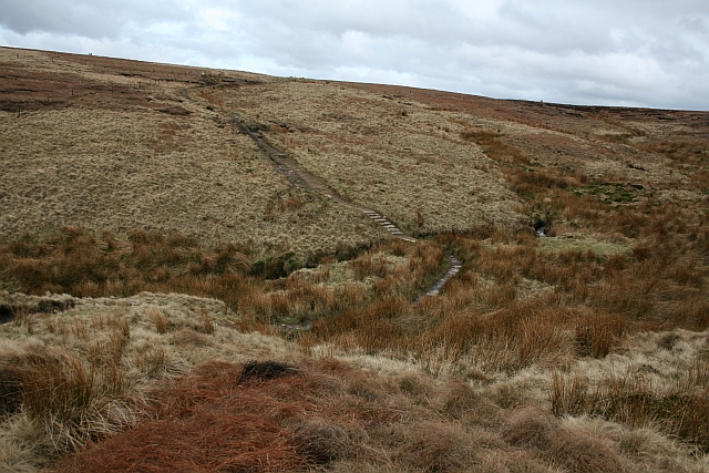 Pennine Way Crossing Readycon Dean