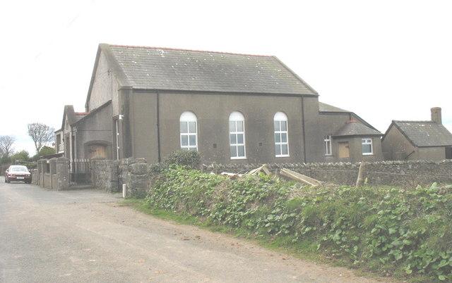 Capel Salem (Wesleyan Methodist Chapel), Ty'n-lon