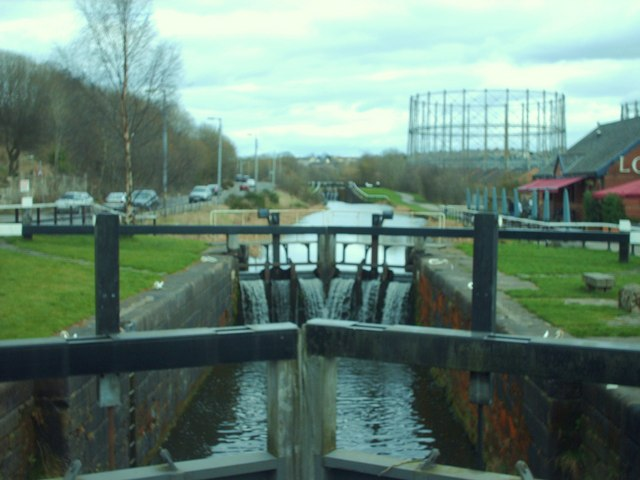 Lock 27 And The Gasworks