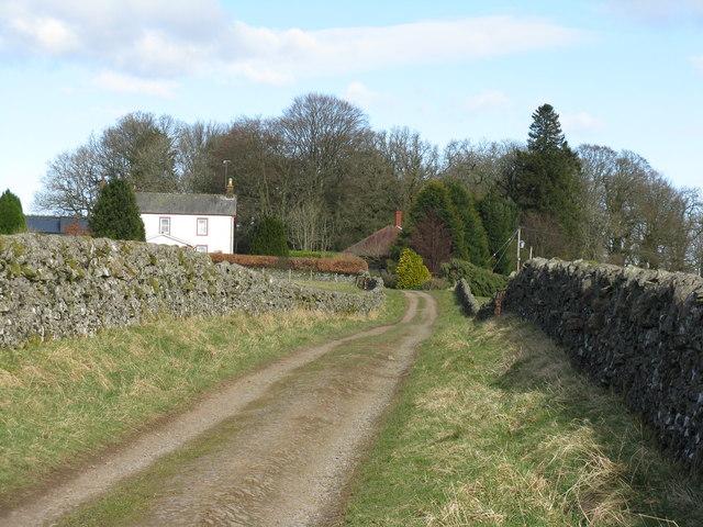 Lawesknowe farmhouse