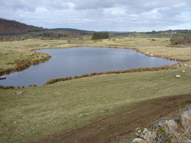 Fairgirth Lochan