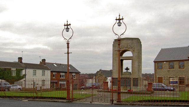 Greasborough War Memorial