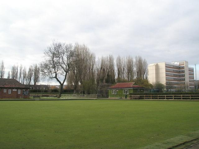Bowling Green at Cosham Park