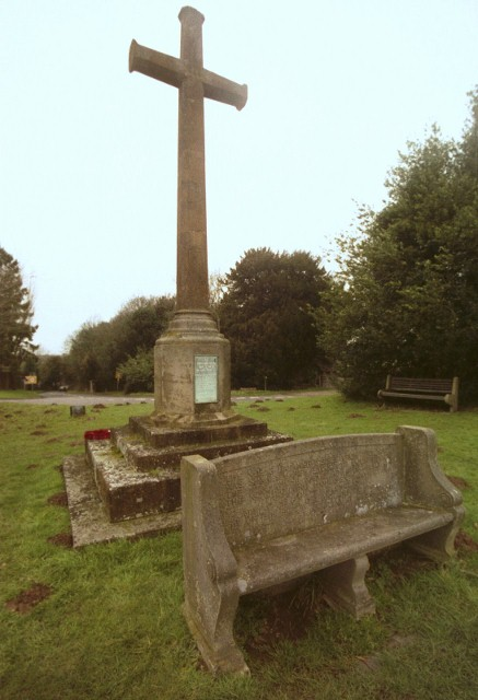 Snitterfield's War Memorial