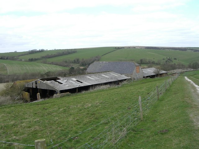 Ditchling, New Barn